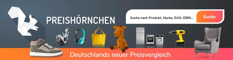 preishoernchen.de - Deutschlands neuer Preisvergleich
